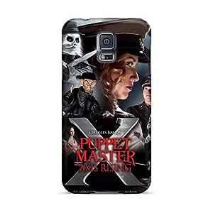 LauraFuchs Samsung Galaxy S5 Bumper Hard Phone Cases Unique Design Attractive Strange Magic Pictures [Igz5967csra]