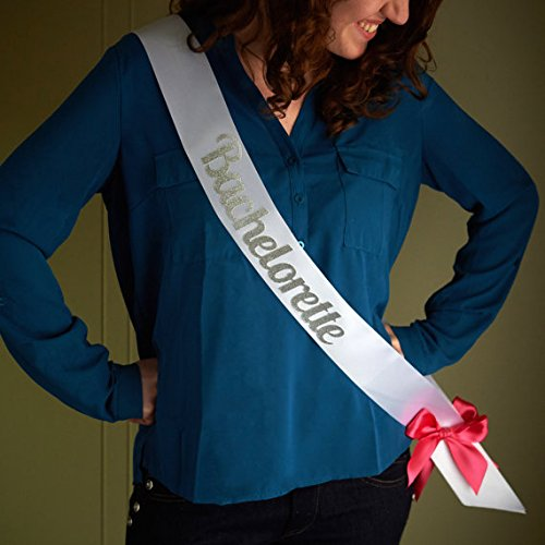 Bachelorette Party Decorations. Bachelorette Sash