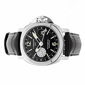 Panerai Luminor GMT automatic-self-wind mens Watch PAM 88 (Certified Pre-owned)