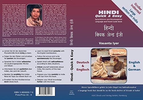 Hindi Quick & Easy: Sprachführer und Reisebegleiter