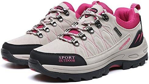 CYBLING Fashion Outdoor Mountaineering Walking Running Hiking Shoes for Women