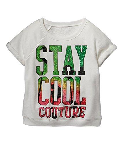 Juicy Couture Short Sleeve Hoodie - 2