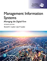 Management Information Systems: Managing the Digital Firm, 15th Edition Front Cover