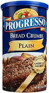 Progresso Bread Crumbs - Crispy Plain - 24 oz