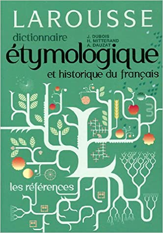 Livre gratuits en ligne Dictionnaire étymologique et historique français pdf