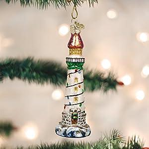 51DBGrRIkJL._SS300_ 500+ Beach Christmas Ornaments and Nautical Christmas Ornaments