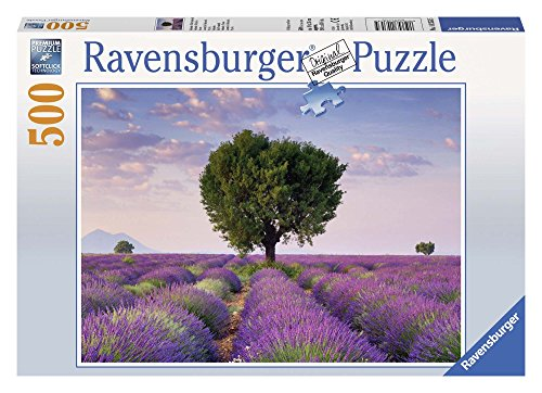 Ravensburger 14353 5 Lavanda Puzzle 500 Pezzi