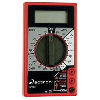 amazon com actron cp7665 autoanalyzer digital automotive rh amazon com