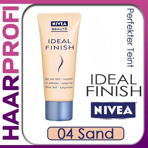 Nivea Ideal Finish 04 SAND Make-UP Foundation 30ml