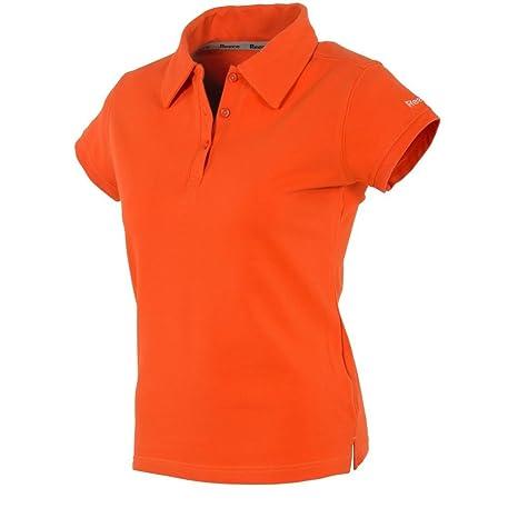 Reece Legend Hockey Polo (Naranja), mujer, color - naranja, tamaño ...