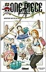 One Piece, Tome 26 : L'île de dieu par Oda