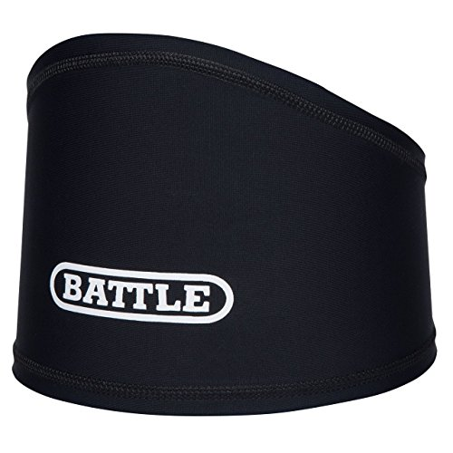 Battle Skull Wrap - Under Helmet Sweat Control Headband - Moisture Wicking Headband - High Performance Accessories for Football and High Intensity Sports, 8 Years and Up
