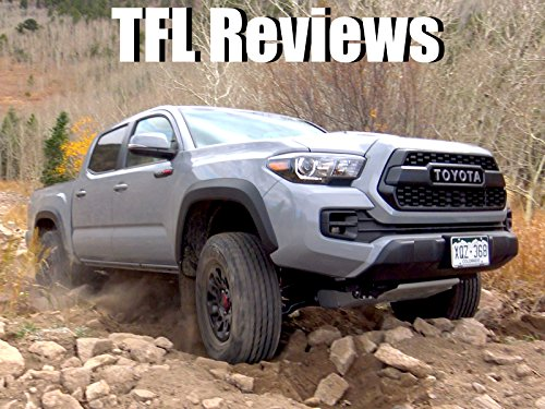 Review: Toyota Tacoma TRD Pro vs Cliffhanger 2.0: The Ultimate Off-Road test & Tech Demo - TFL Reviews (Tacoma Trd Off Road Vs Trd Pro)