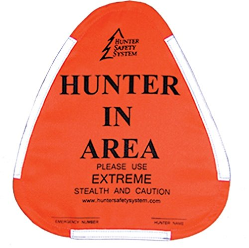 Hunter Safety System Warning Sign product image