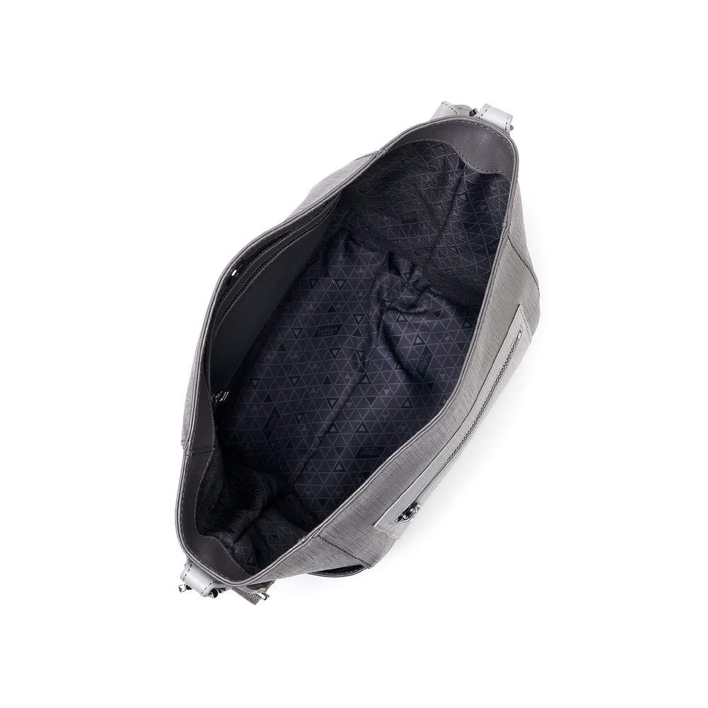 Amazon.com: Botkier Park - Bolso bandolera de peltre: Shoes