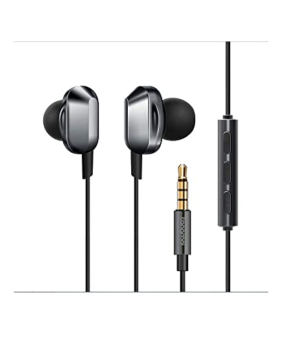 Amazon com: Earphones Earbuds with Mic Microphone Volume