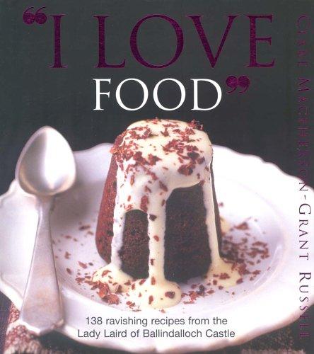 I Love Food ebook