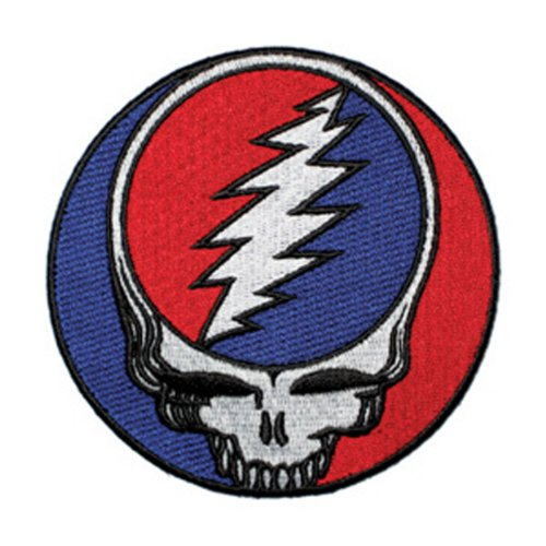 Application Steal Your Face Red and Blue Patch ()