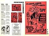 "Fat Spy - Authentic Original 11"" x 16"" Movie Poster"
