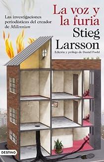 La voz y la furia par Larsson