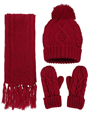 Red Hats Set - 8