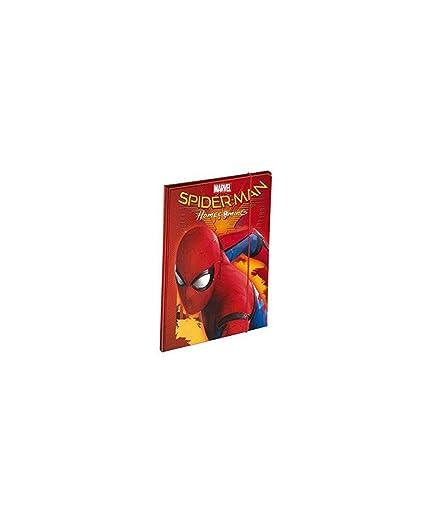 Diario Agenda Spiderman 2018 cm 15 x 20: Amazon.es: Oficina ...