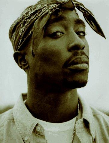 Tupac Amaru Shakur:  1971-1996 (2pac Rose That Grew From Concrete Poem)