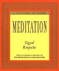 Meditation (Little Book of Wisdom (Harper San Francisco))