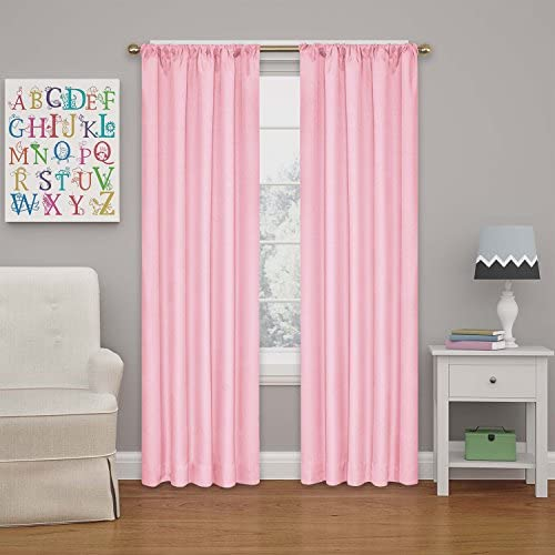 ECLIPSE Blackout Curtains Bedroom Insulated