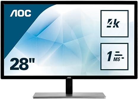 AOC U2879VF - Monitor de 28