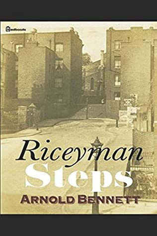 book cover of Riceyman Steps