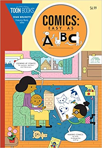 Image result for easy as abc comics ivan amazon
