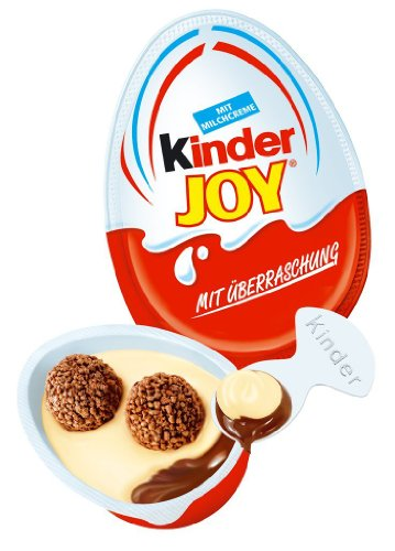 Ferrero Kinder Joy 20g (pack of 24)