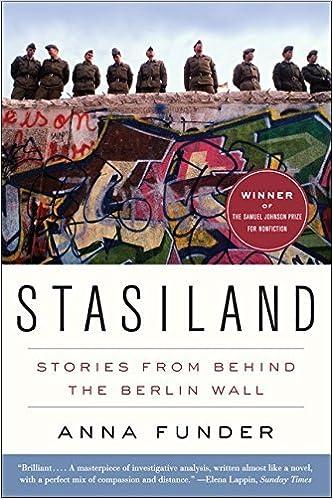 Stasiland [EN] - Anna Funder