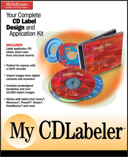 My CD Labeler 1.0 by Avanquest