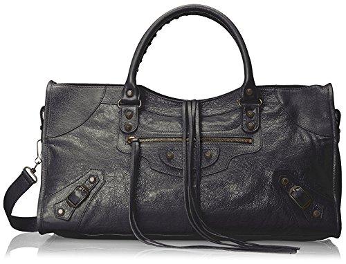 Strap Handbag Balenciaga - Balenciaga Women's Classic Part Time, Black