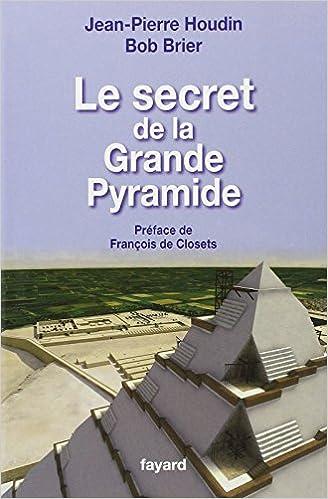 En ligne Le secret de la Grande Pyramide pdf epub