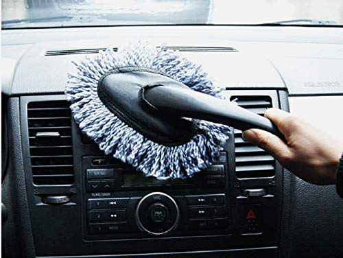 Multi-functional Car Duster Cleaning Dirt Dust Clean Brush Dusting Tool