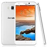 Lenovo A916 4G Unlocked Smartphone 5.5 inch Android 4.4 MT6592M+6290 Octa 8 Core 1.4GHz 1GB 8GB 13MP Dual SIM FDD-LTE & WCDMA & GSM (White)