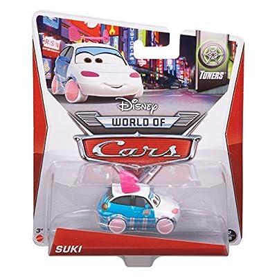 Disney Pixar Cars Suki Diecast Vehicle: Toys & Games