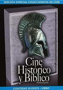 Pack Cine Historico Y Biblico 1 [DVD]