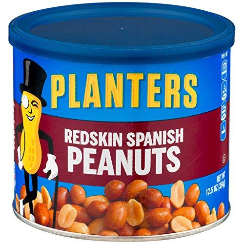 Planters Redskin Spanish Peanuts, 12.5 oz -