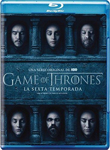 Game of Thrones: Temporada 6 (BD) [Blu-ray]