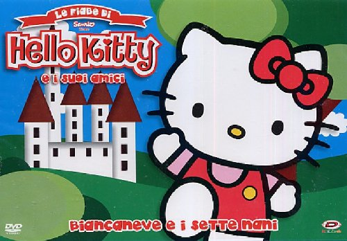 Hello Kitty - Le Fiabe Di Hello Kitty #01 - Biancaneve E I Sette Nani [Italian Edition]