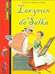 J'aime lire, numéro 123 : Les Yeux de Salka
