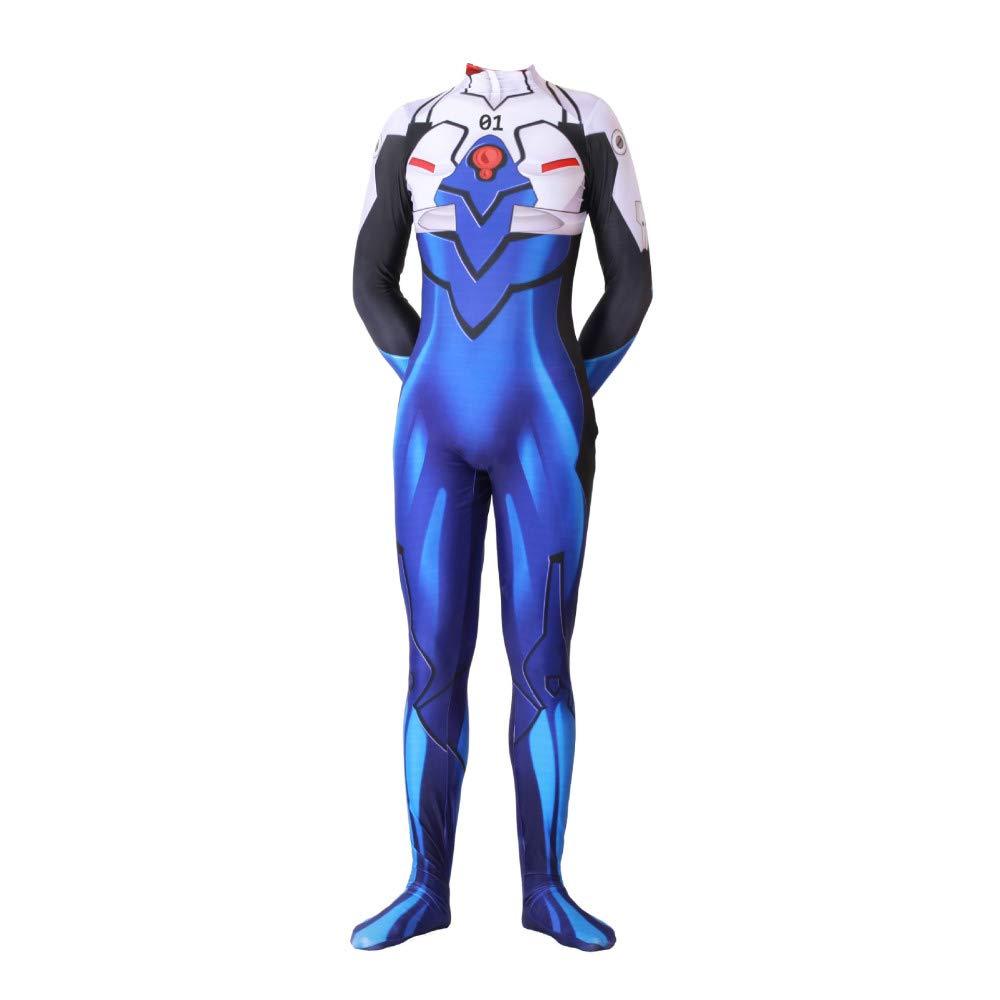 bienvenido a orden azul XXXL XINFUKL Anime Siamés Siamés Siamés Ajustado CosJugar Juega Fiesta De Disfraces Tema Accesorios Halloween,azul-XXXL  exclusivo
