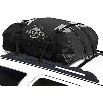 SHIELD JACKET Waterproof Roof Top Cargo Luggage Travel Bag 15 Cubic Feet