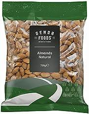 Genoa Foods Almonds Natural, 700 g, Almonds Natural