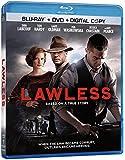 Lawless (Blu-ray + DVD + Digital Copy)