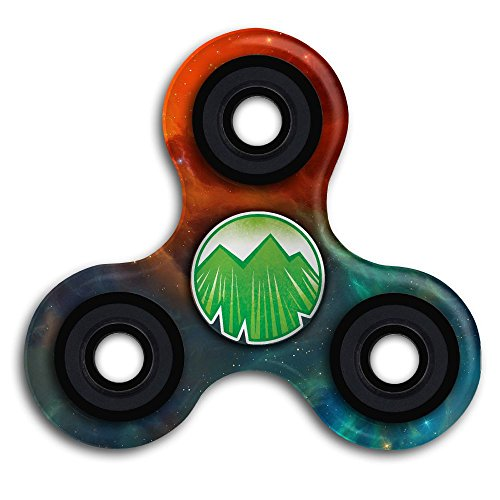 JEFFERYjSPARKS Element Icon Earth Tri Spinner Fidget Toy Hand Spinner Stress Free Stress (Tri Icons)